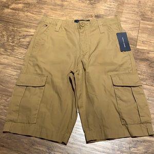 Tommy Hilfiger antique bronze shorts